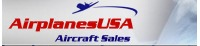 AirplanesUSA Aircraft Sales of Seattle Logo