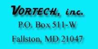 Vortech, Inc. Logo