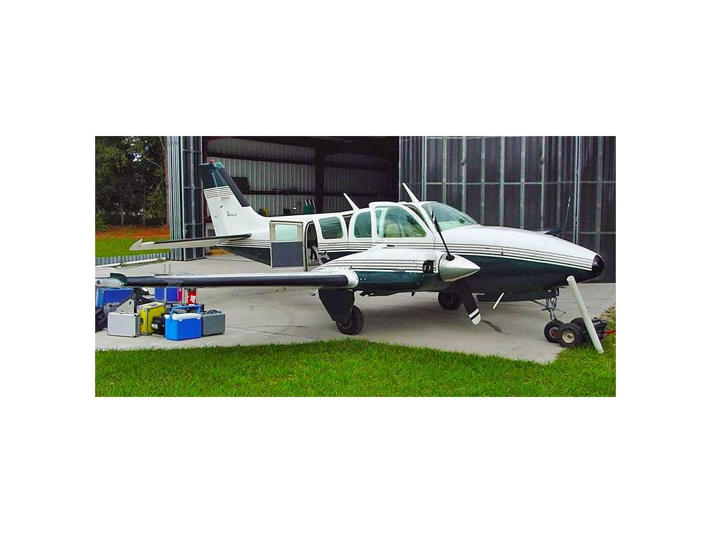 1975 Beechcraft Baron 58 For Sale in Fallston, MD - Aero Trader