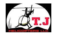 TJ Helicopters Logo