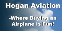 Hogan Aviation Logo